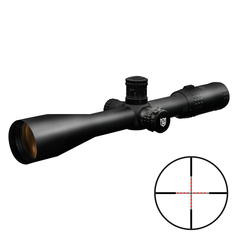 Nikko Stirling Target Master 4-16x44 30mm Belyst Half Mil Dot