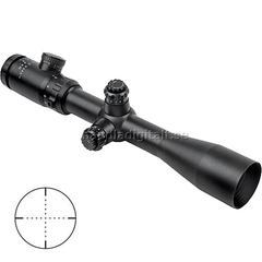 Sightmark Triple Duty 3-9x42 Belyst Mil-Dot Dot Kikarsikte
