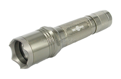 Solarforce 500 Lumen LED Torch L2G Taktisk Ficklampa - Silver