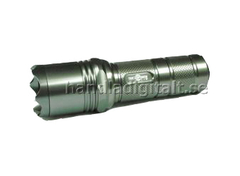 Solarforce 300 Lumen LED Torch L2MG Taktisk Ficklampa - Silver