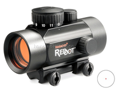 Tasco Red Dot 1x30 5 MOA Röd Punkt 10-12mm Weaverskena