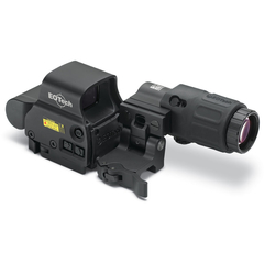 EOTech Model EXPS3 Röd Ring 4 Dot med Magnifier