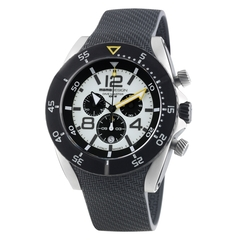 MOMO Design Dive Master Chrono Vit/Svart 48mm