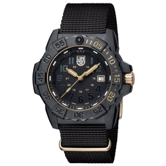 Luminox Navy Seal 3501 Gold Set Klocka