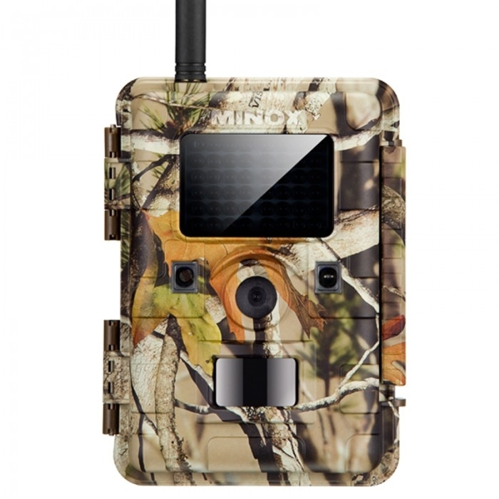 Minox DTC 1100 - 8MP 4G Compatible MMS Game Camera
