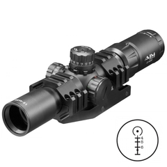 AIM Sports Recon 1.5-4x30 IR Circle Kikarsikte