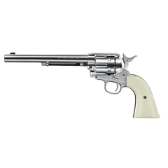 Colt Single Action Army 45 7.5 tum Pipa Nickel 4.5mm Diabol