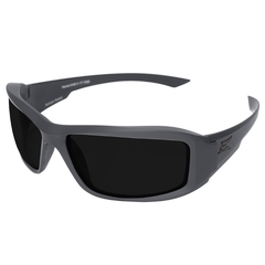 Edge Eyewear Hamel Gray Wolf Thin Temple V Shield