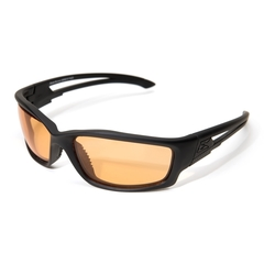 Edge Eyewear Blade Runner XL Svart Tigers Eye Vapor Shield