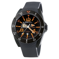 MOMO Design Dive Master PVD Automatic Svart/Orange 48mm