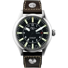 Ball Engineer Master II Aviator NM1080C Svart Klocka