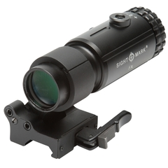 Sightmark T-5 Magnifier med LQD Flip to Side-fäste