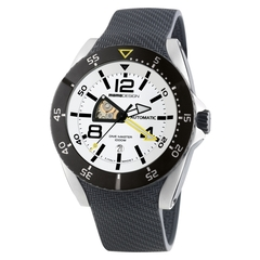 MOMO Design Dive Master Automatic Vit/Svart 48mm