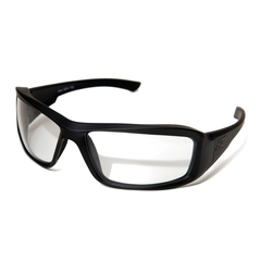 Edge Eyewear Hamel Svart Clear Vapor Shield