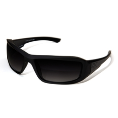 Edge Eyewear Hamel Svart Polarized Gradient Smoke