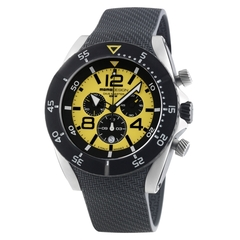 MOMO Design Dive Master Chrono Gul/Svart 48mm