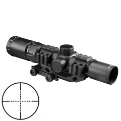 AIM Sports Recon 1.5-4x30 IR Mil Dot NLT Kikarsikte